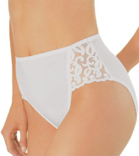 Arabesque Hi Cut Brief